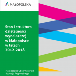 The state and structure of inventive activity in Małopolska region in 2012-2018