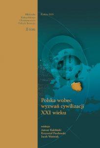 okładka publikacji Polska wobec wyzwań cywilizacji XXI wieku
