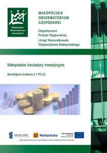 Inkubatory inwestycyjne 2013