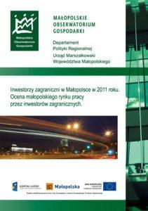Okładka Inwestorzy 2011