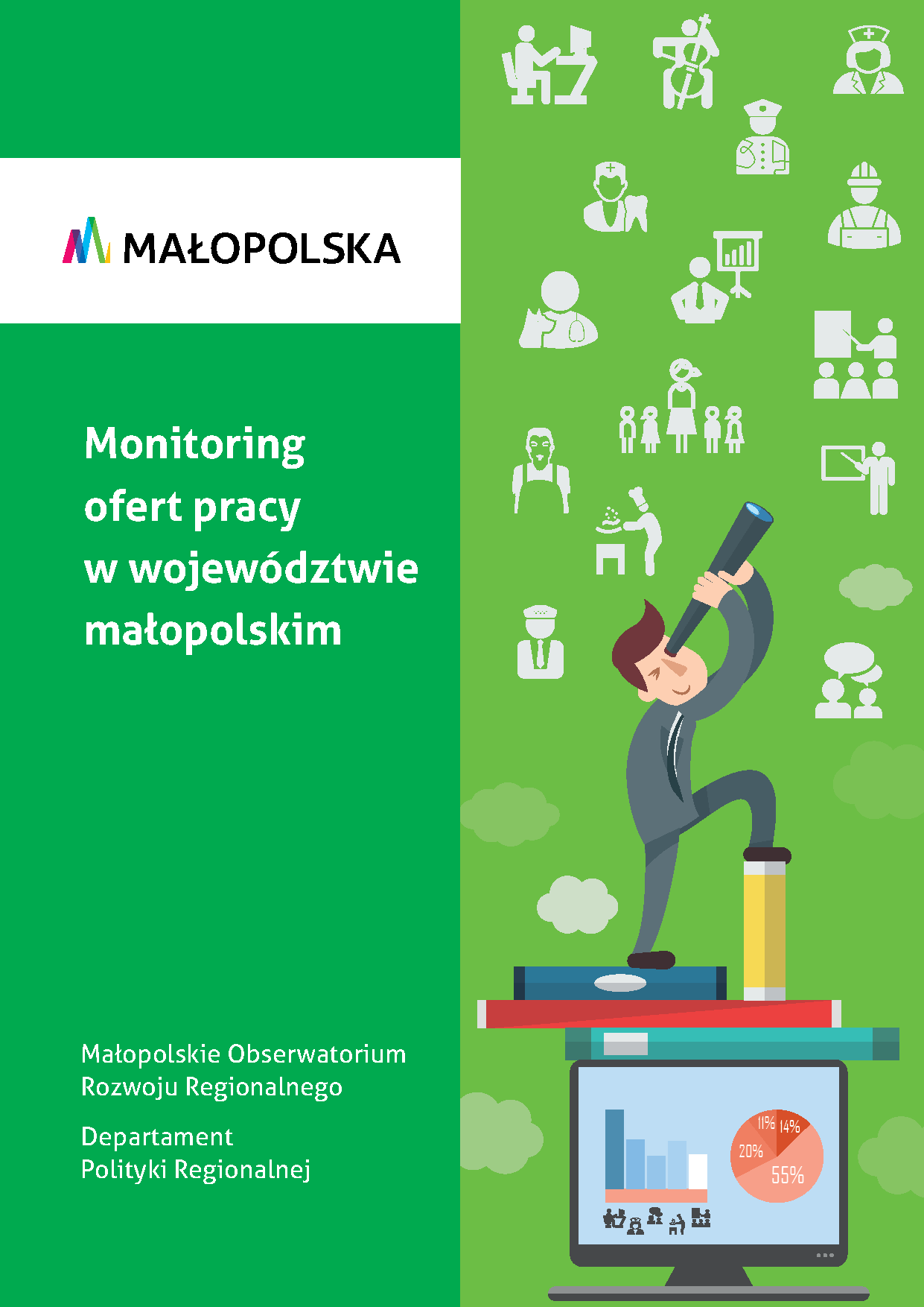 Monitoring ofert pracy