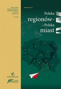 """okładka publikacji """"Polska regionów - Polska miast"""""""