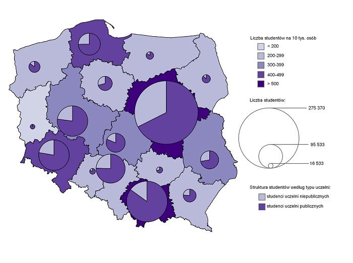 mapa_liczba studentów