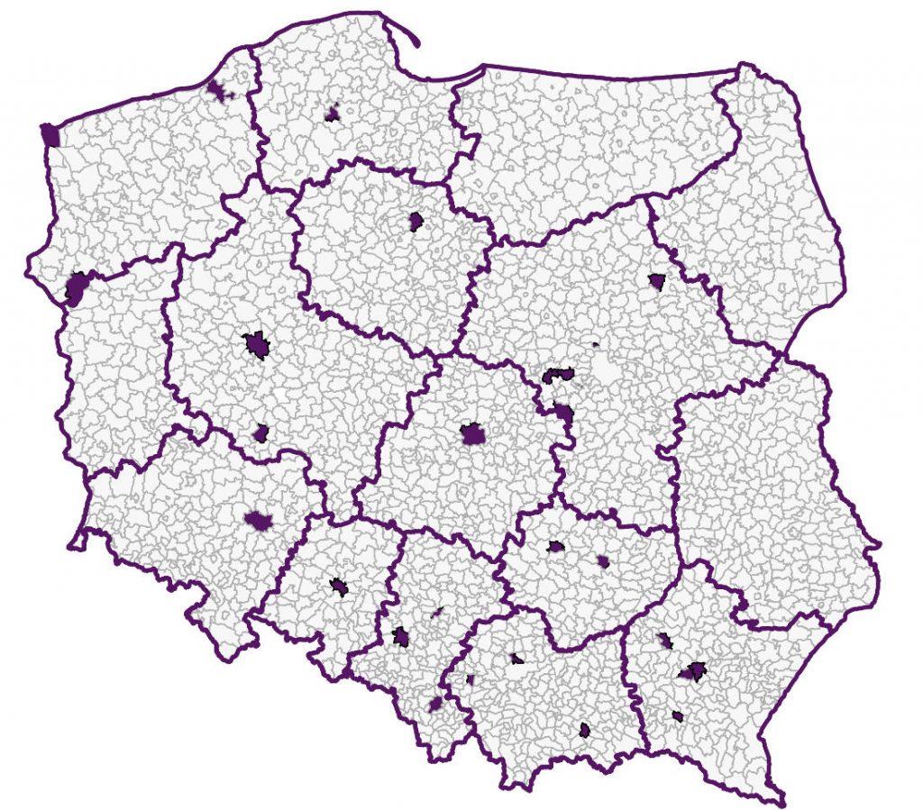 """XIII Ranking Samorządów """"Rzeczpospolitej"""""""