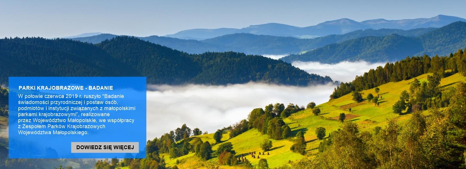 Krajobraz Doliny Popradu