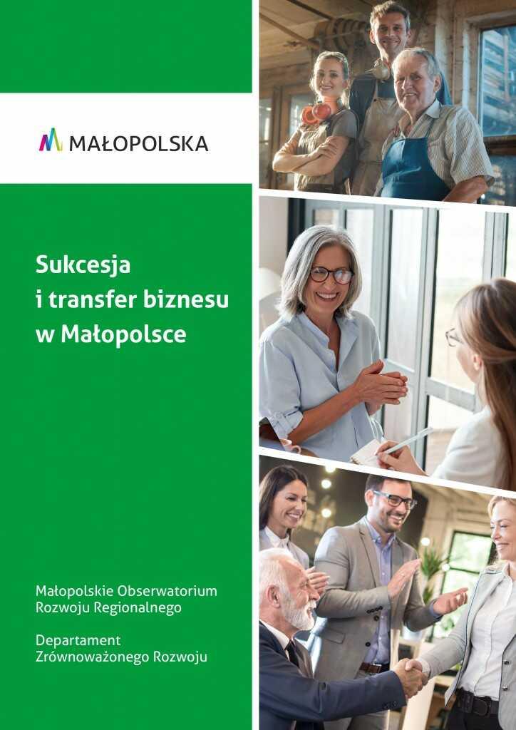 Sukcesja i transfer biznesu w Małopolsce