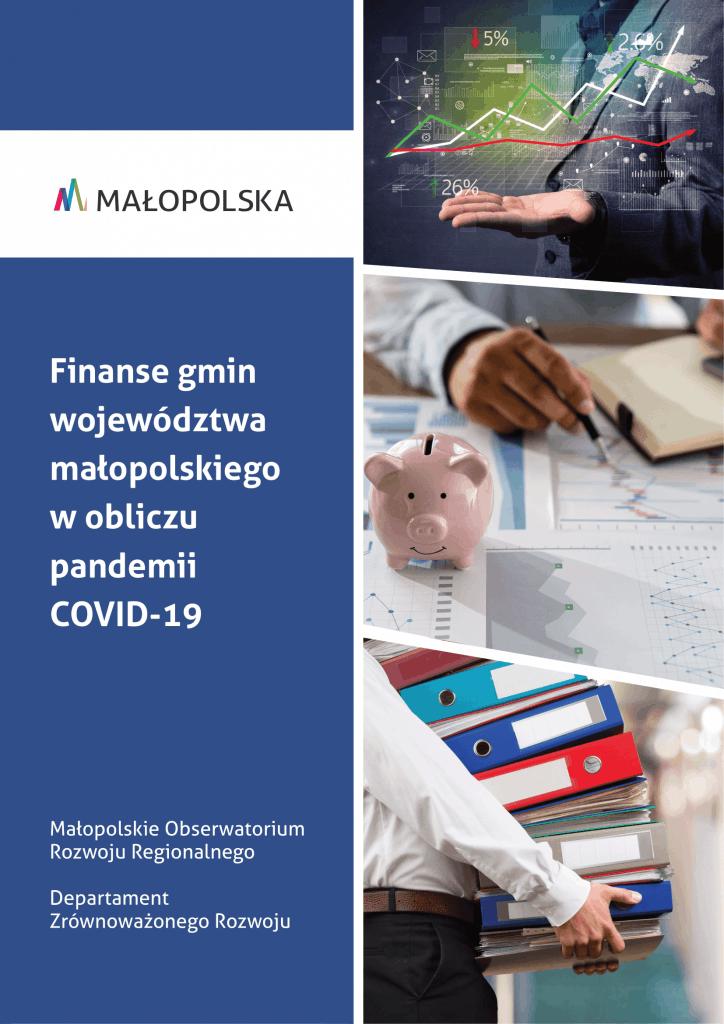 Finanse gmin województwa małopolskiego w obliczu pandemii COVID-19