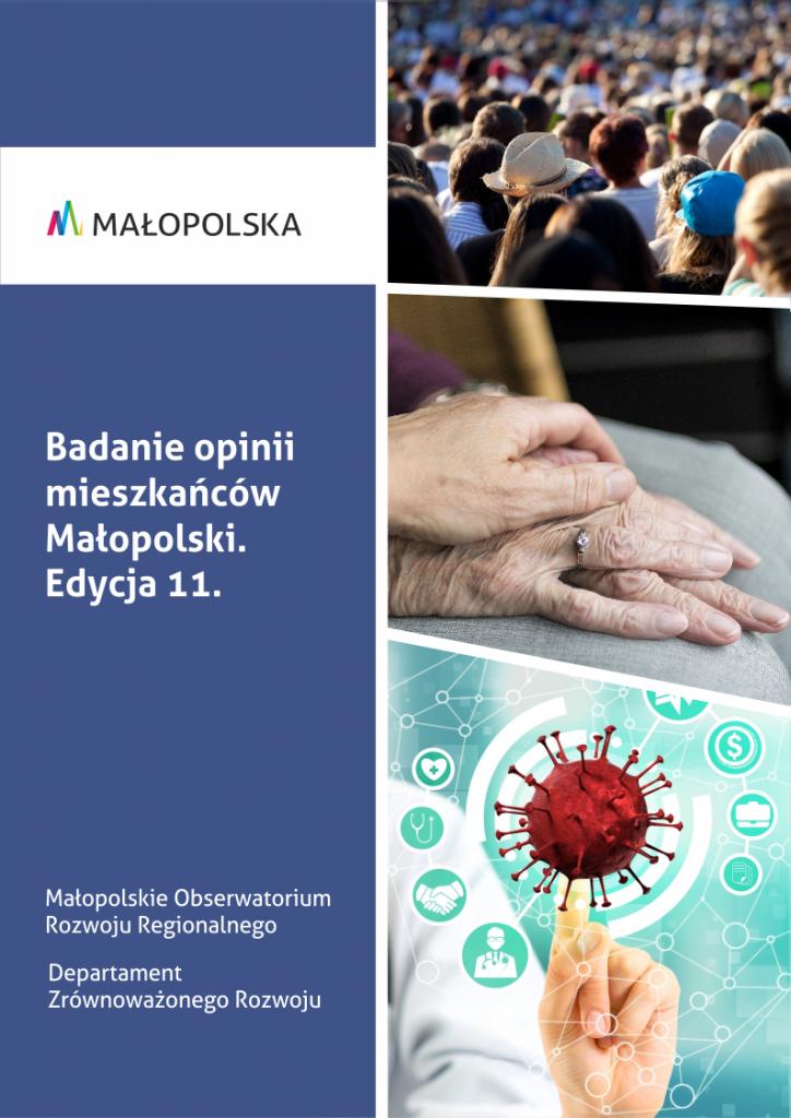 Badanie opinii mieszkańców Małopolski. Edycja 11.