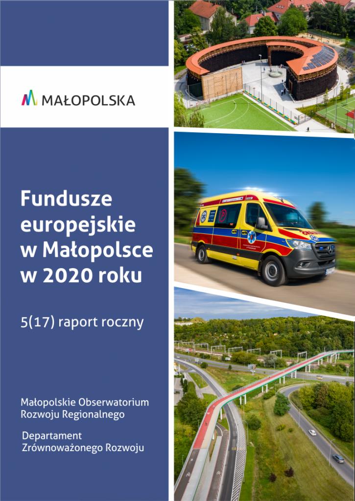 Fundusze europejskie w Małopolsce w 2020 r.